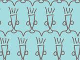 Hidden Faces Pattern