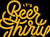 It's Beer Thirty!