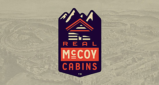 Real Mccoy Cabins Emblem