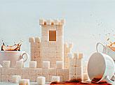 Teatime siege