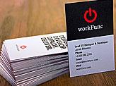 workFunc Business Cards
