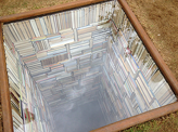 A Library-Abyss Under the Ground