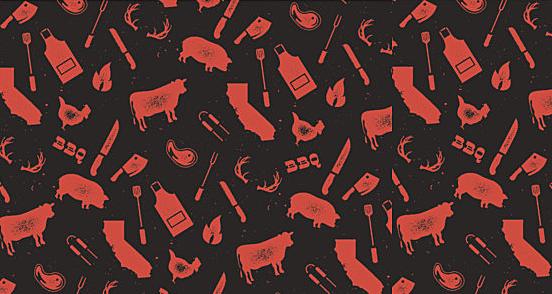 BBQ Pattern