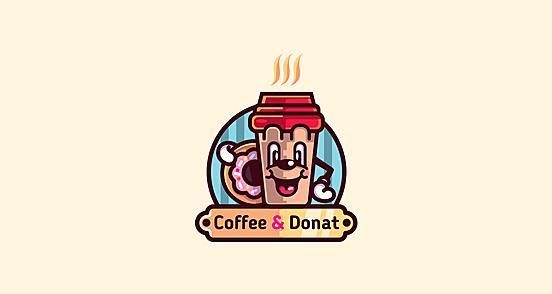 Coffee & Donat