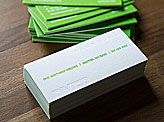 Dyer Brown Business Cards