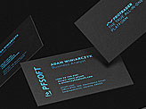 PFSoft Business Cards