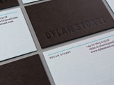 Sophisticated Minimalist Business Card