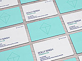 Thesis Couture Business Cards