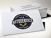 AGB Business Card