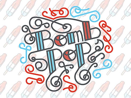 Bomb Pop Summer Type