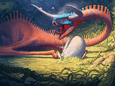 Dragon Demon Snake