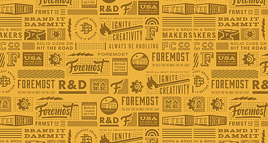 Foremost Brand Pattern