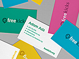 Freekicks Business Card
