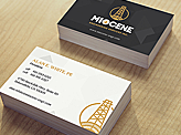 Miocene Business Cards