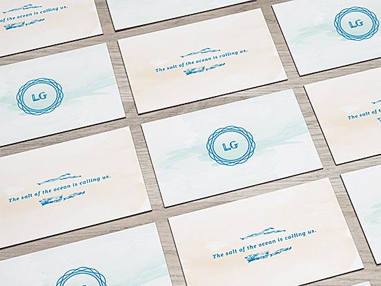 Postfilm Design Co Business Cards