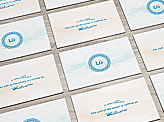 Postfilm Design Co Business Cards