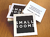 SMALLROOMS Business Cards