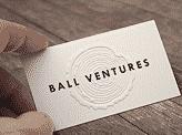 Ball Ventures Business Card
