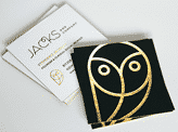 Jacks Business Cards