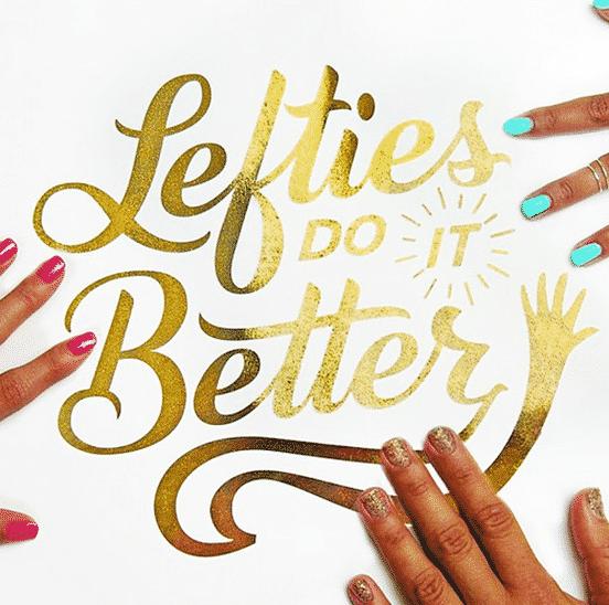 Lefties do it Bette