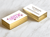 Roll Bride Business Cards