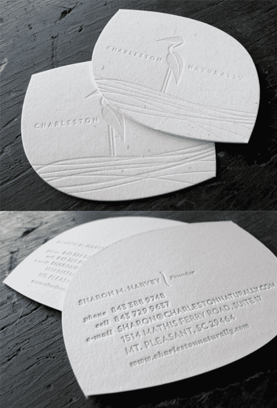 Beautiful Understated Business Cards