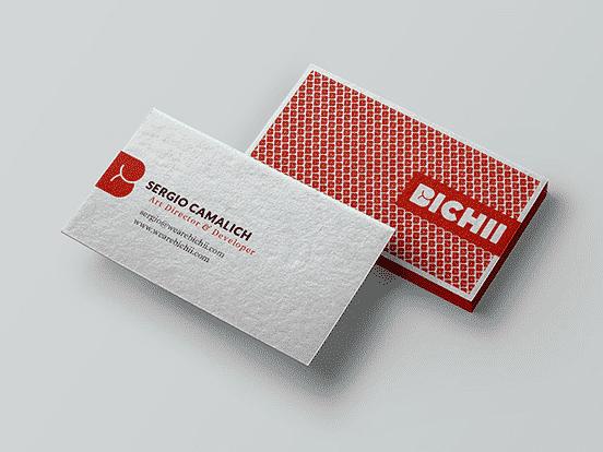 Bichii Business Cards