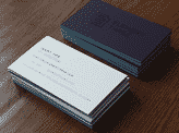 Element Three Business Cards