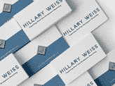 Hillary Weiss Business Cards