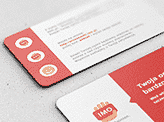IMO Business card