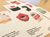 Monztar Studio Business Cards