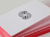 Pencil Case Project Business Cards