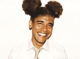 cute Barack Obama