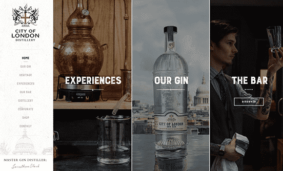City of London Gin Distillery