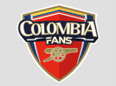 Colombia Arsenal Fans