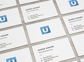 United Church Business Cards