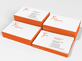 Fundamental Business Cards