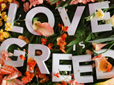 Love is Greed