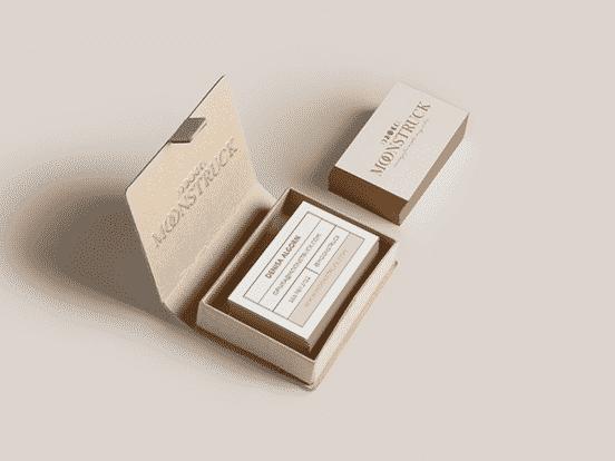 Moonstruck Conceptual Branding