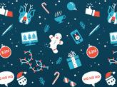 S2N Christmas Pattern