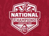 Alabama Football National