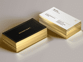 Goodfight Business Cards
