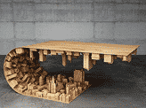 Inception Coffee Table By Stelios Mousarris