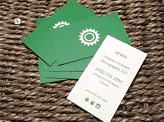 Sprocket Business Cards