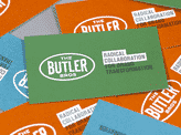 Butler Bros Business Cards