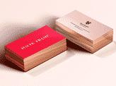 Haute Tramp Business Card