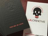 L2L Business Cards