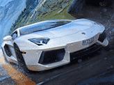Lambo Speeding