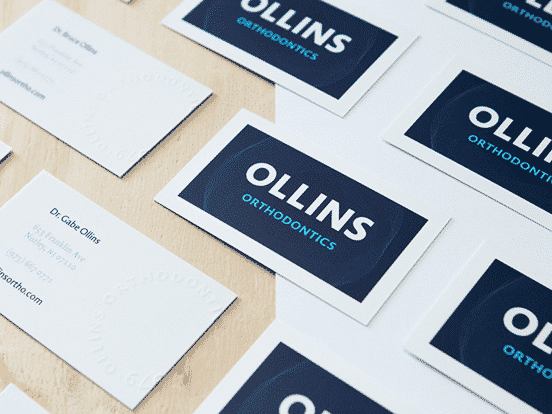 Ollins Orthodontics Brand