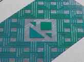 Silk Screen Business Card